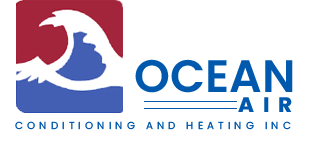 Ocean Air Conditioning Logo